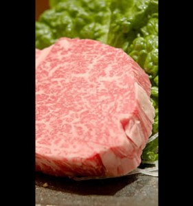 Kobe Beef Tenderloin Steak(100g)